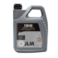 JLM 5W40 Premium Grade Performance Motor Olie