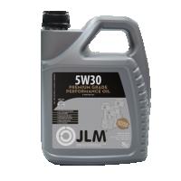 JLM 5W30 Premium Grade Performance Motor Olie