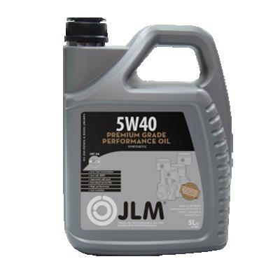 5W40 Premium Grade Performance Oil