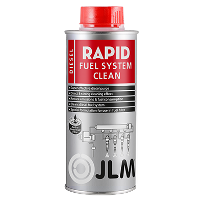 JLM Rapid Fuel System Clean