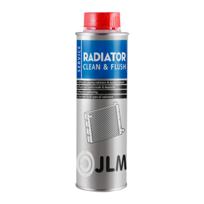JLM Radiator Spoeling & Reiniging