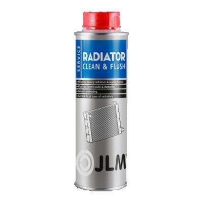 JLM DESHUILANT RADIATEUR Nettoyer et rincer