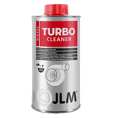 JLM Diesel Turbo Reiniger