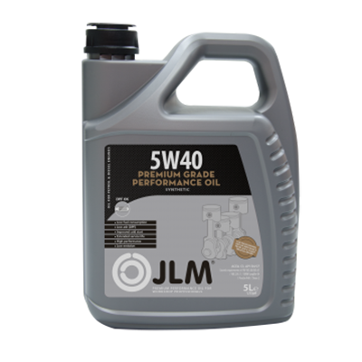 5W40 Premium Grade Performance Oil