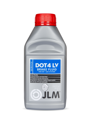 JLM Brake Fluid Low Viscosity 1000ml