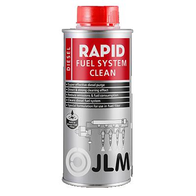 JLM Rapid Fuel System Clean
