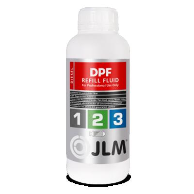 JLM Diesel DPF Roetfilter Reiniger Navul Vloeistof
