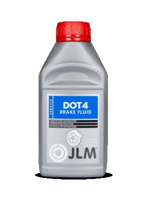 JLM DOT 4 Brake Fluid 1000ml