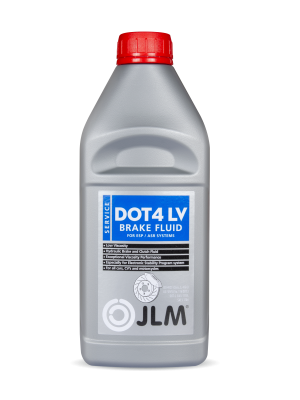JLM Brake Fluid Low Viscosity 1000ml