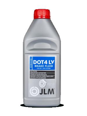 JLM Brake Fluid Low Viscosity 500ml